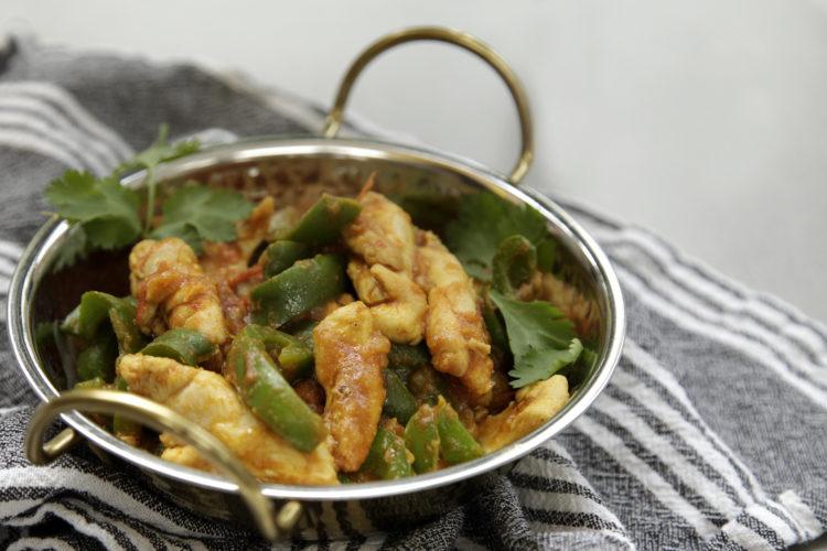 Mallika Basu - Chicken Jalfrezi recipe