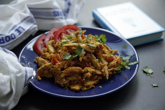 Mallika Basu - Chicken Bharta