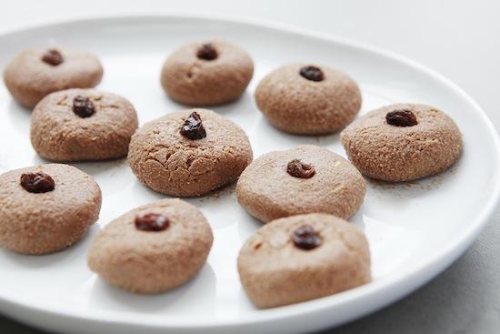 Mallika Basu - Chocolate Sandesh