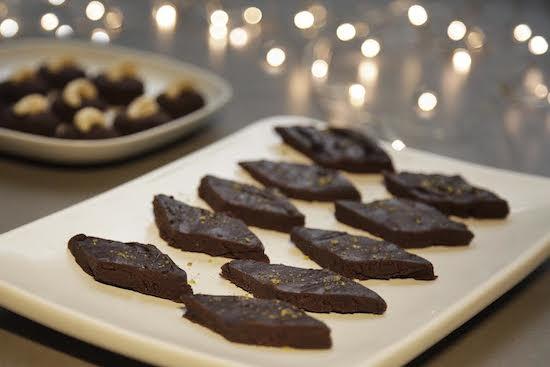 Mallika Basu - Blindingly Simple Chocolate Burfi