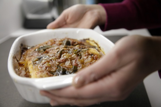 Mallika Basu - Simple baked salmon curry