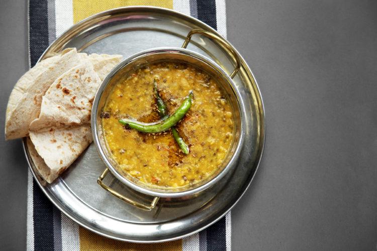 Mallika Basu - Quick Punjabi Dal Fry
